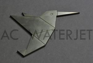 BRASS-BIRD FIGURE 1-4 INCH  2