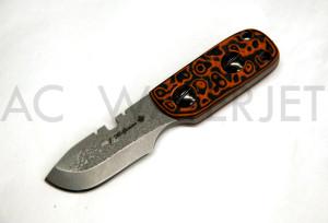WATERJET KNIFE CUTTING  01