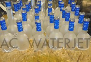 vodca bottle-waterjet cut 1