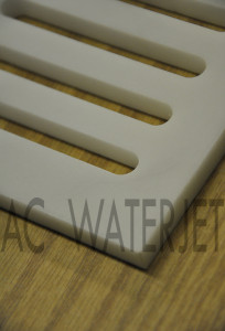 thick white marble air vents 0.500 inch 5
