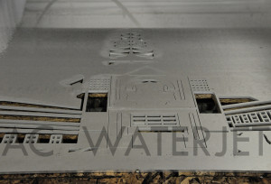 ALUMINUM 0.250 INCH WATERJET CUTTING-3