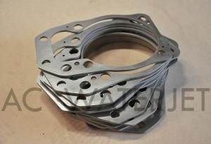 MILD STEEL 0.250 INCH WATERJET CUTTING-4